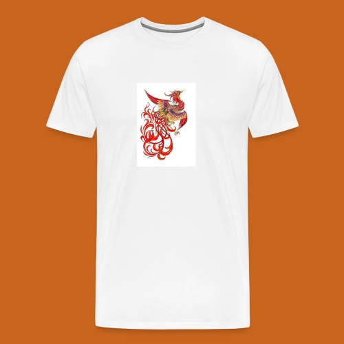 Dragon Bird - Männer Premium T-Shirt