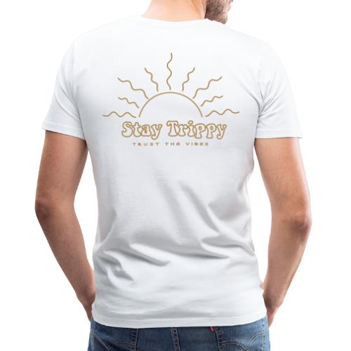 Stay Trippy - Men's Premium T-Shirt