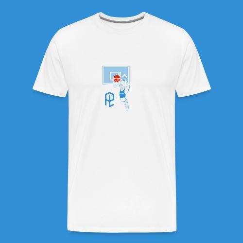 Logo Pielle - Maglietta Premium da uomo