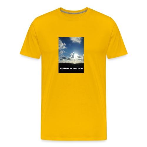 IRELAND IN THE SUN 2 - Men's Premium T-Shirt