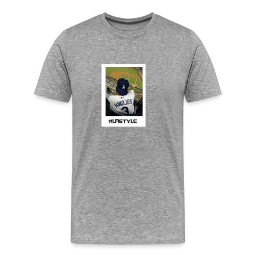 L.A. STYLE 1 - Men's Premium T-Shirt