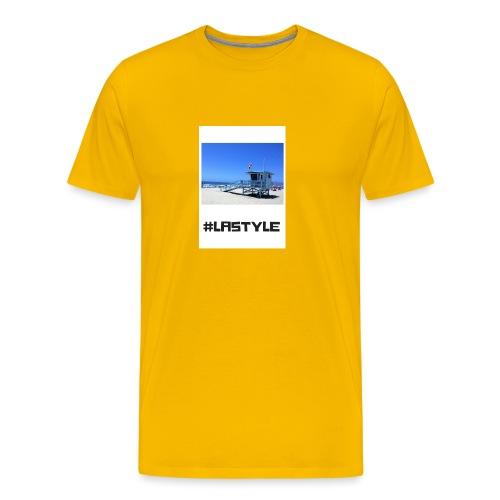 LA STYLE 2 - Men's Premium T-Shirt