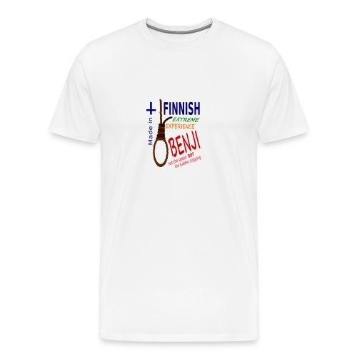FINNISH-BENJI - Men's Premium T-Shirt