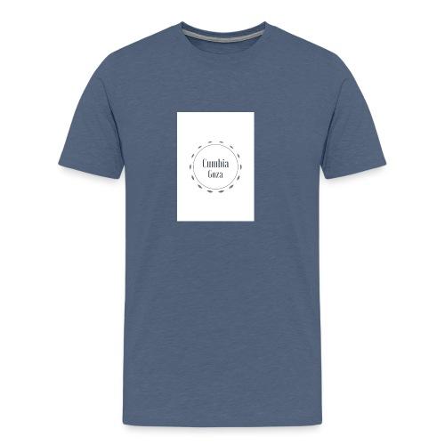 cumbia goza - Mannen Premium T-shirt