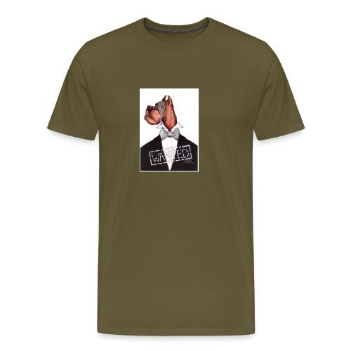 Scan_20161020_083358 - Maglietta Premium da uomo