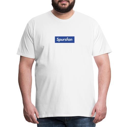 Spursfan - Premium-T-shirt herr