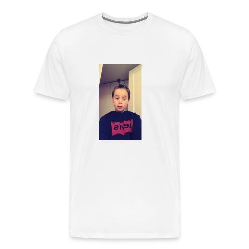 vilgot loow - Premium-T-shirt herr