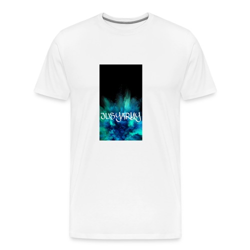 JUSYARMY Handy schutz hülle - Männer Premium T-Shirt