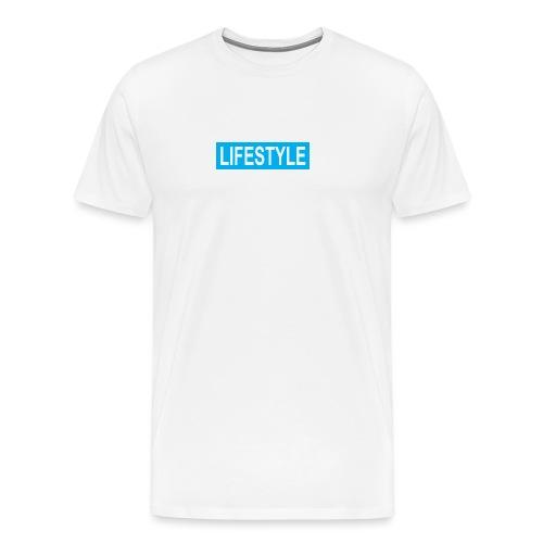 TEAL LOGO - T-shirt Premium Homme
