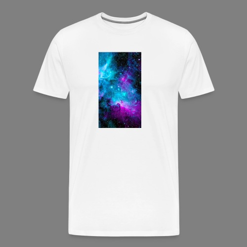 Carina_Nebula-wallpaper-1 - Men's Premium T-Shirt