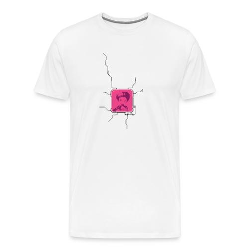 Code lyoko - T-shirt Premium Homme