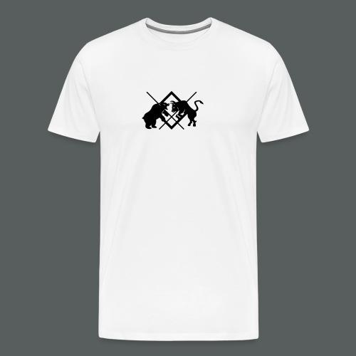Bull&Bear Clothes - Männer Premium T-Shirt
