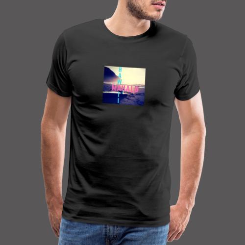 Hawaii Mahalo - Männer Premium T-Shirt
