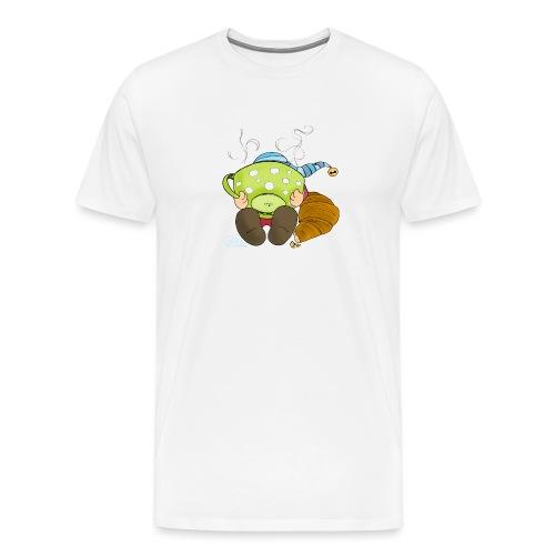 Morgenwicht - Männer Premium T-Shirt