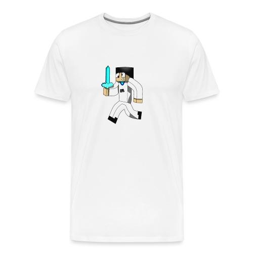 JerenGamer - Premium T-skjorte for menn