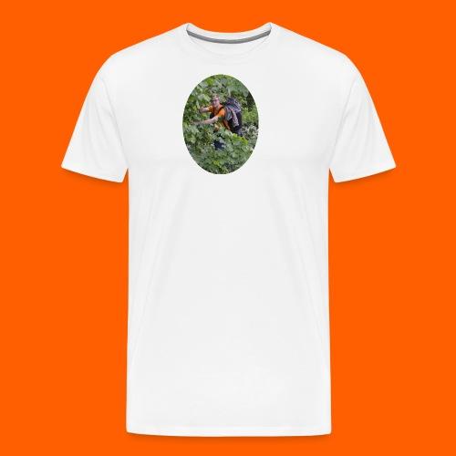 bjerkeskog - Premium T-skjorte for menn