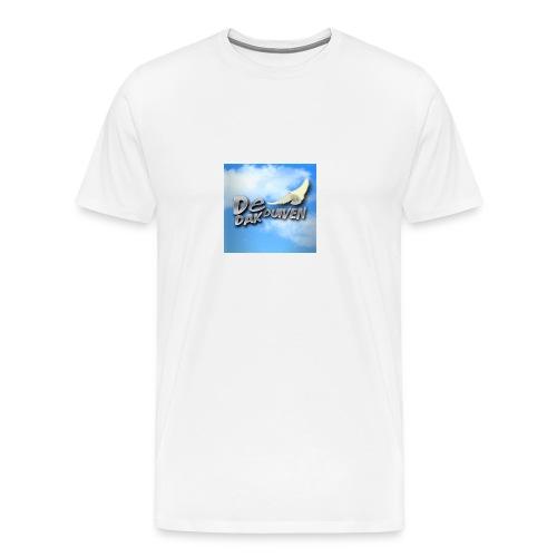 DakDuiven shirt - Mannen Premium T-shirt