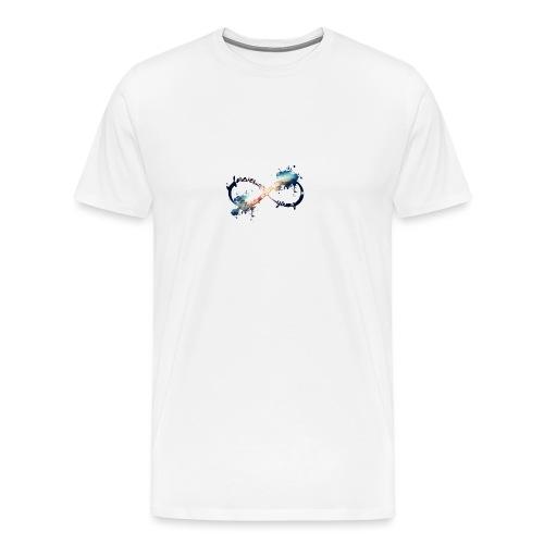 infinity forever young - Maglietta Premium da uomo