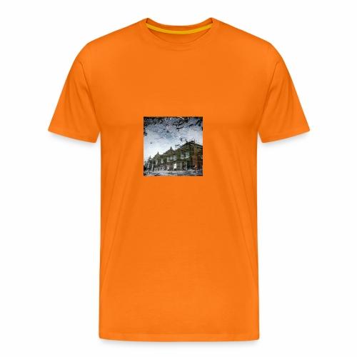 Original Artist design * Reflets - Men's Premium T-Shirt