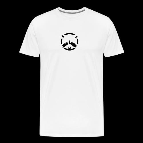 Racoon 1 - T-shirt Premium Homme