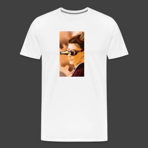 iphonecasesteampunk1 - Männer Premium T-Shirt