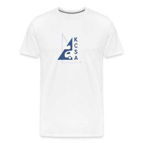 KCSA Logo3 - Männer Premium T-Shirt