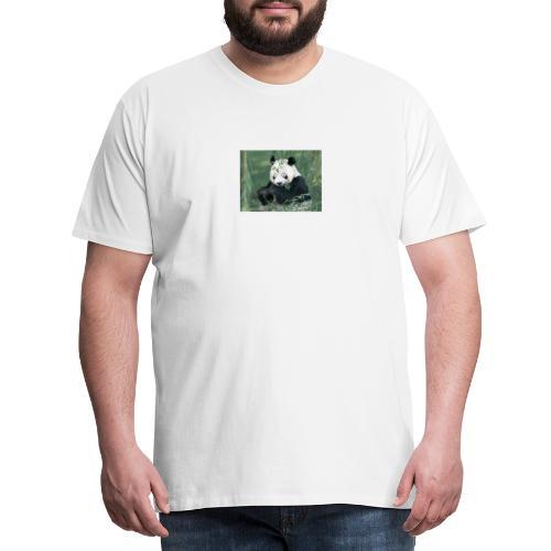 wiiiiiiiiiiiiiiiiie - Mannen Premium T-shirt