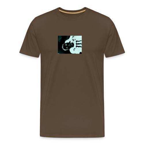 Mikkel sejerup Hansen T-shirt - Herre premium T-shirt