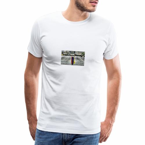 Mujer Protestante en Venezuela - Camiseta premium hombre