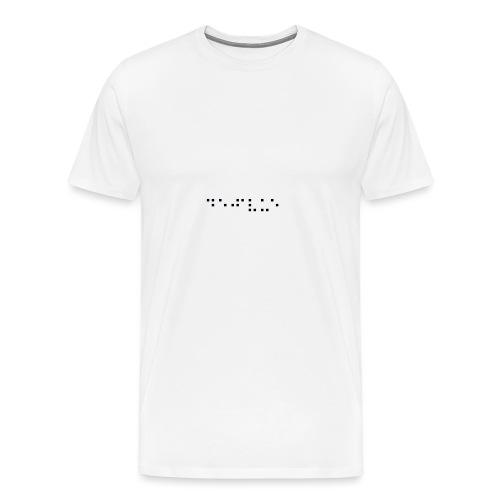 Deja vue - T-shirt Premium Homme