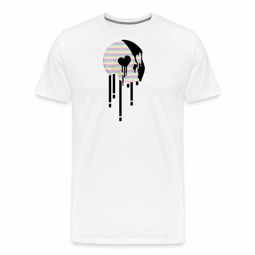 Skeleton - Premium T-skjorte for menn
