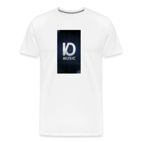 iphone6plus iomusic jpg - Men's Premium T-Shirt