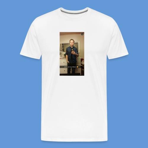 Thekrek- LeTryhardgunvar - Premium T-skjorte for menn