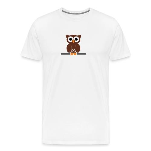 HIBOU - T-shirt Premium Homme