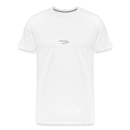TRASH MASK - Maglietta Premium da uomo