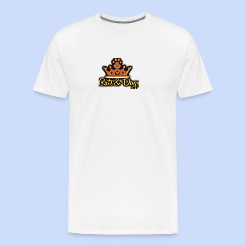 Official Cats&Dogs - Men's Premium T-Shirt
