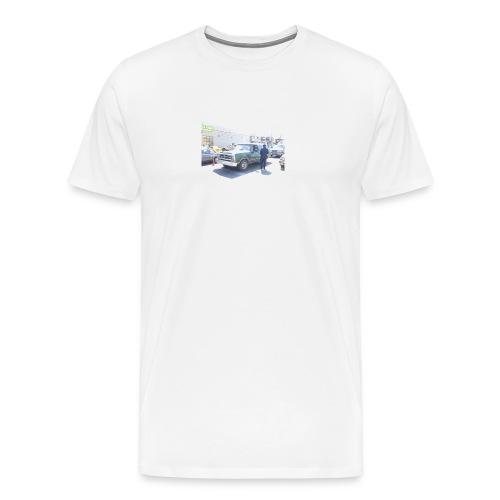 bommer4243cascert40983follon65657893vosico840goku0 - Camiseta premium hombre