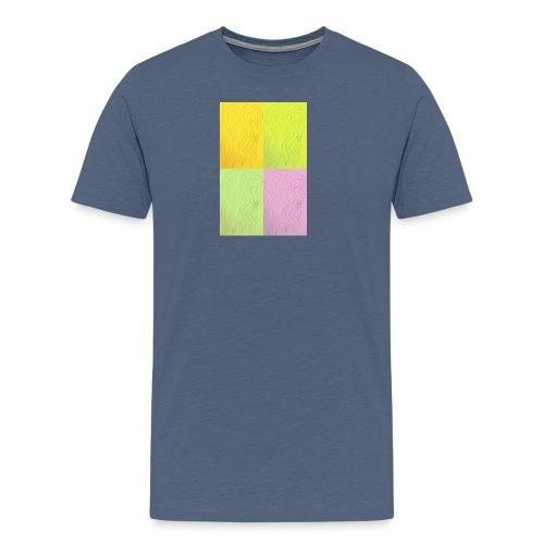 curls - Camiseta premium hombre