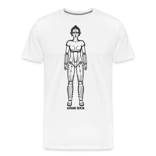 Maria - Männer Premium T-Shirt