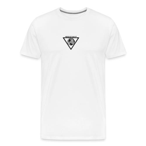 000111 png - Männer Premium T-Shirt