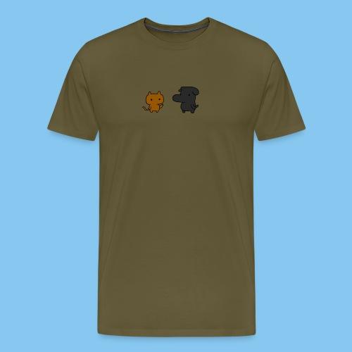 Doc and Gat png - Men's Premium T-Shirt