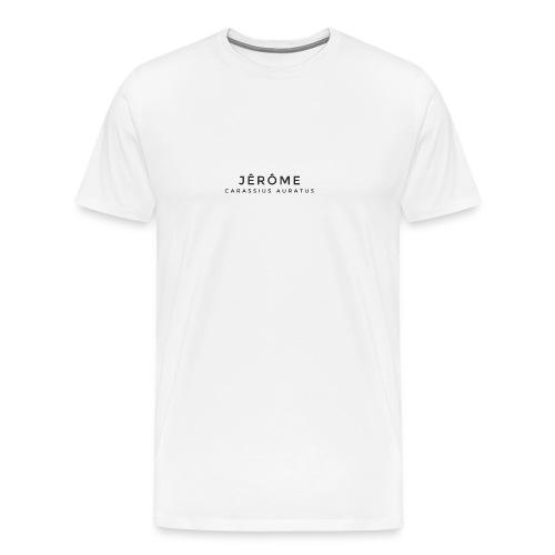 Logo Jérôme Carassius Auratus - v.2 - T-shirt Premium Homme