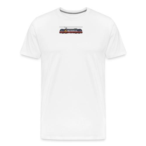 HECTOR Class 241 - Herre premium T-shirt