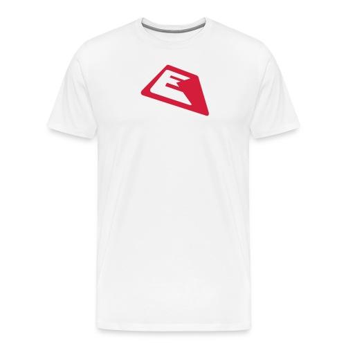 ek logo single05 1color - Männer Premium T-Shirt