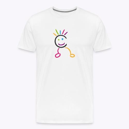 Bonhomme Gymcâline - T-shirt Premium Homme