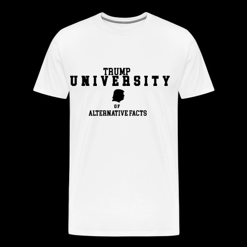 trump university - Männer Premium T-Shirt