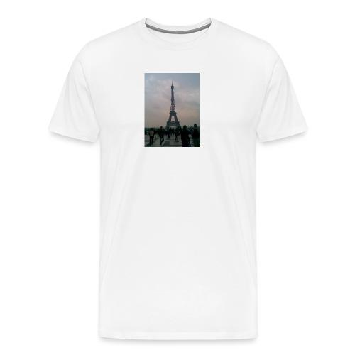 i love - Mannen Premium T-shirt