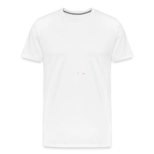 allyouneedblanco-png - Camiseta premium hombre