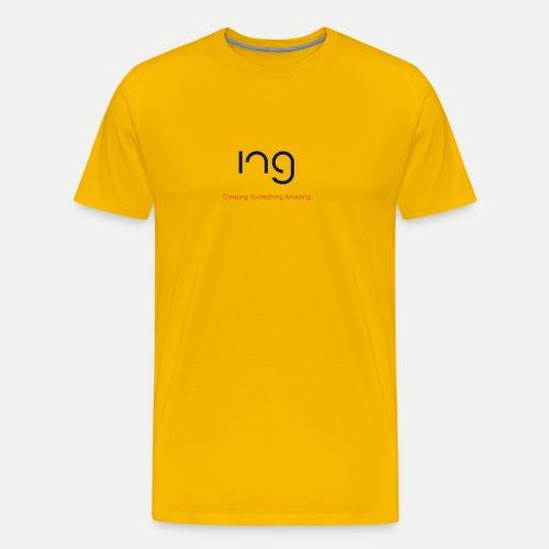 ing Original's - Men's Premium T-Shirt