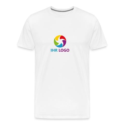 Ihr eigenes Logo - Männer Premium T-Shirt